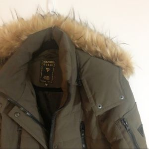 Guess winter parka